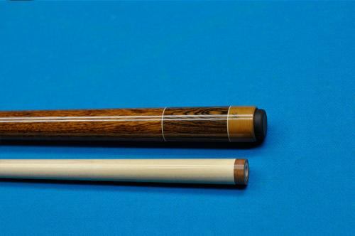 Bocote & Thai Golden Cassia-My Player Cue!