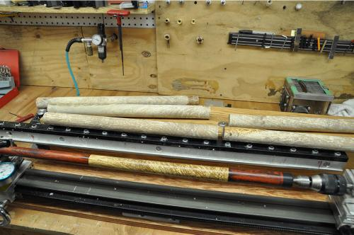 Checking this cue before installing the finish
